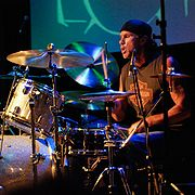 Portrait of Chad Smith (click to view image source)